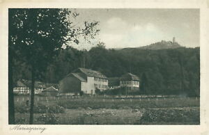Ansichtskarte-Mariaspring-Hotel-Pension-Amt-Noerten-1926-Nr-835