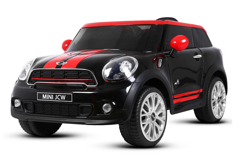 Lizenz Kinder Elektro Auto Mini Paceman 2x 35W 2x6V (12V) 2.4G RC EVA