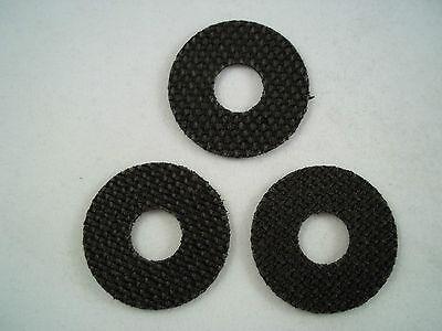 3 SETS of roys carbontex washers for Shimano new big bait runner longcast xta