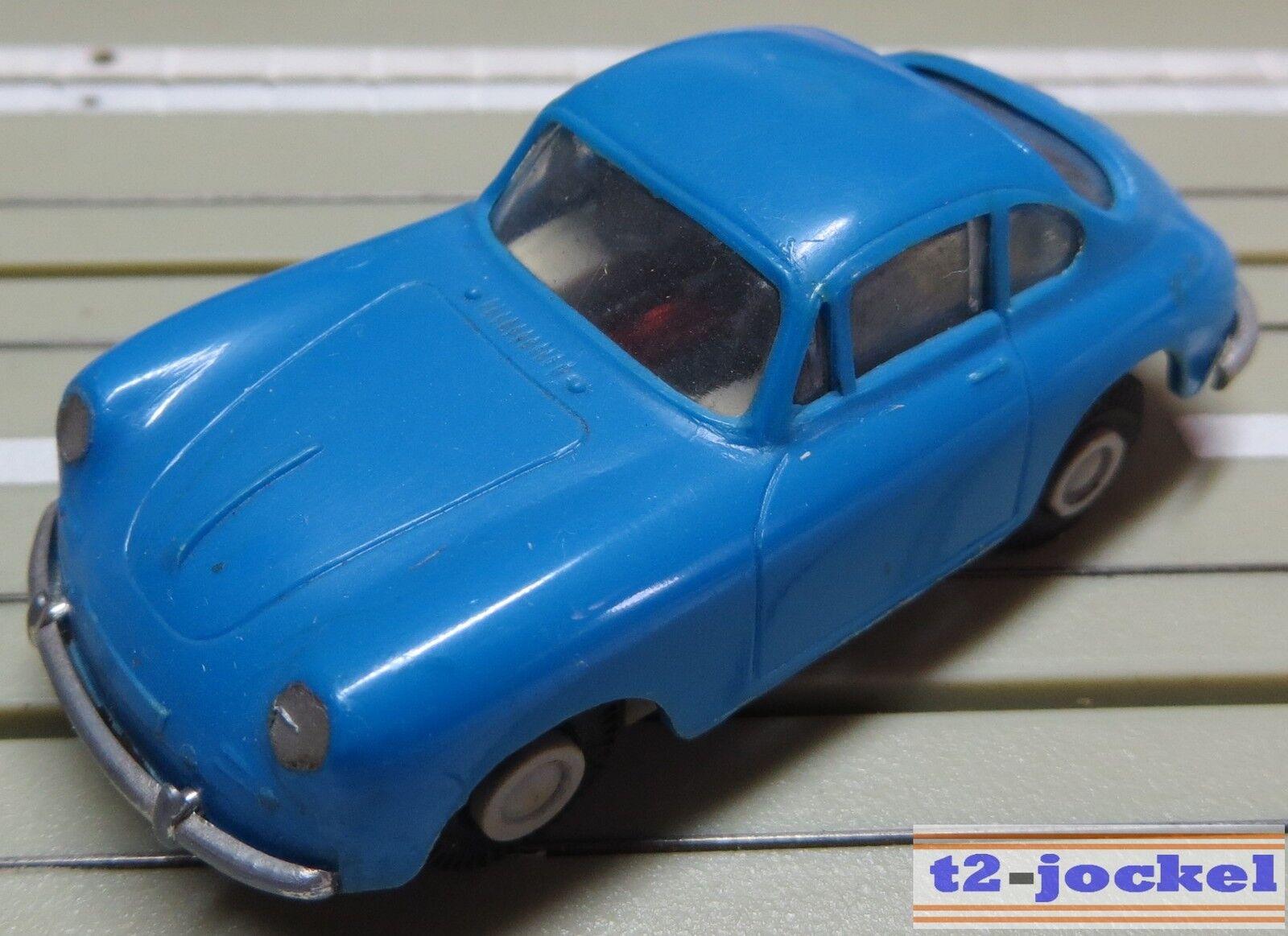 Faller Ams 4835 Porsche 356 con Motore di Blocco + 4 Nuovo Repro Ruote