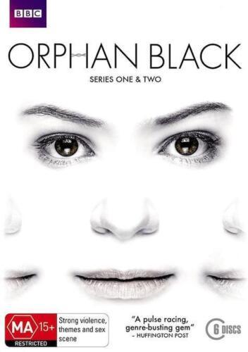 1 of 1 - Orphan Black SEASONS 1 - 2 : NEW DVD