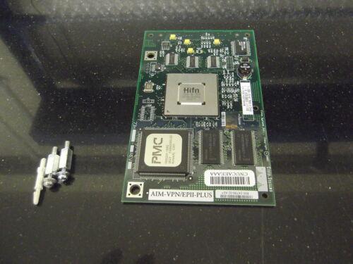 CISCO AIM-VPN//EPII-PLUS Cisco DES//3DES//AES VPN Encryption Module /& Mounting Kit