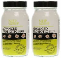 Natural Health Practice Advanced Probiotic Support - 60 Capsules (pack Of 2)