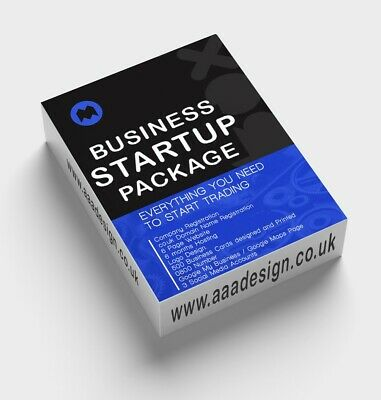 Startup Business Website Logo Business Cards Design Web Design 0800 Ebay