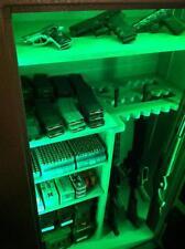 Gun Safe / Cabinet LED Light Lighting KIT - Multi Color - Color Select - REMOTE