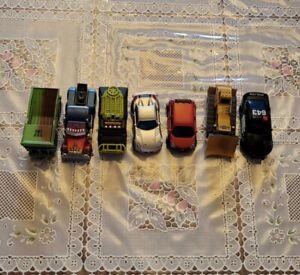 Hasbro Transformers RPM's Optimus Prime Commander Series Toy Car- Lot Of 7