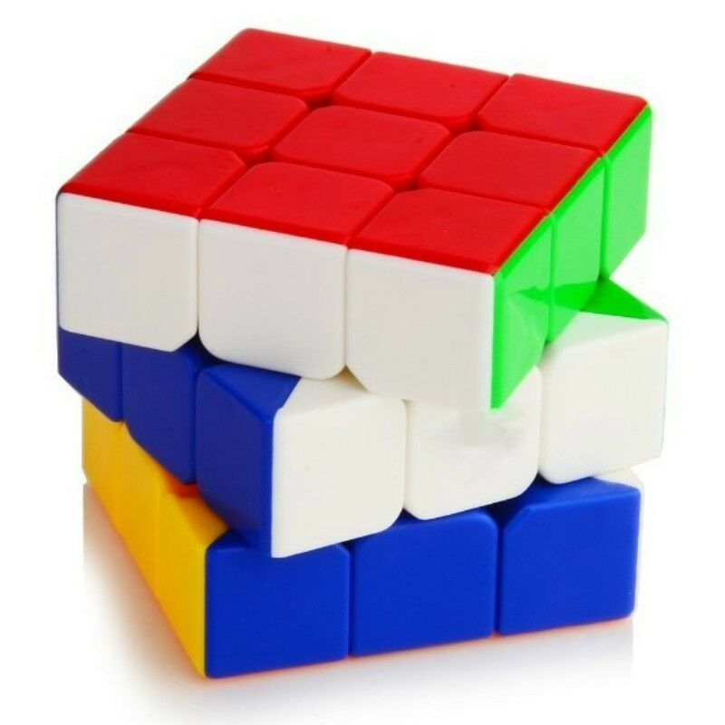 Xiangi 3x3x3 Fast & Smooth Rubik Speed Magic Cube For Competition ~ No Stuck