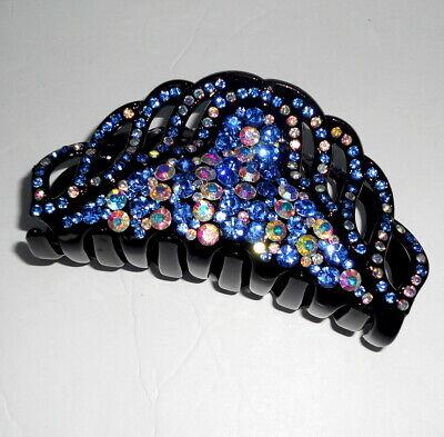 12pc yayu Girl Baby infant Boutique Dot Hair Bow Hair Clip for headband 2.75/'