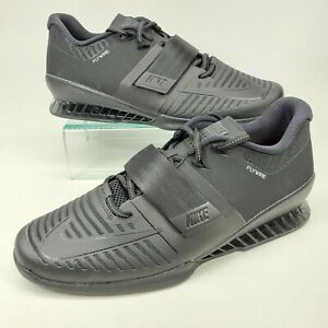 Nike Romaleos 3 Triple Black