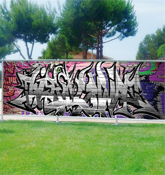 -schutz Ansicht Deko Personnalisiert Tag Grafiti Ref 3675
