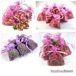 Vari tipi di fiori secchi in sacchi potpourri confetti for Tipi di fiori