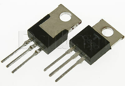 5A 80V 2pcs TIP121 Texas Instruments NPN Darlington Silicon Power Transistor