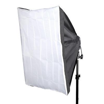 "Portable 60 * 60cm / 24"" * 24"" Umbrella Softbox Reflector for Speedlight + Bag"