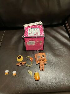 LOL Surprise Present November Pumpkin Spice Ultra Rare Doll Birthday Box Sealed