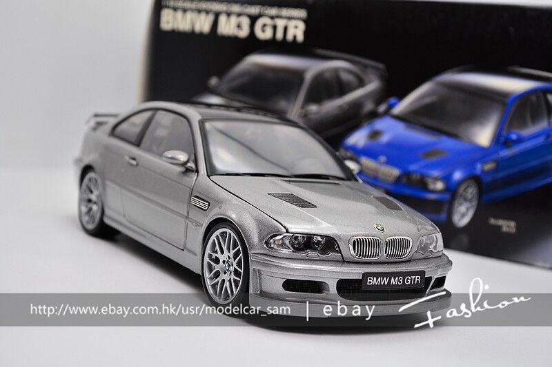 Kyosho 1 18 BMW M3 GTR E46