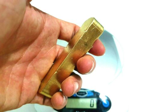 315 Grams Scrap gold bar for Gold Recovery Melted Different Computer Coin Pins