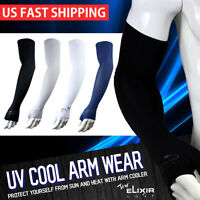 The Elixir Scorpion Premium Arm Sleeve Hand Cover Uv Protection Driving Cycling