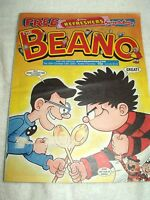 UK Comic Beano issue 3091 October 13th 2001