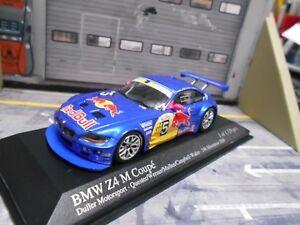 BMW-Z4-GT3-Britcar-2006-Red-Bull-Quester-Werner-Mullen-Campbell-Minichamps-1-43