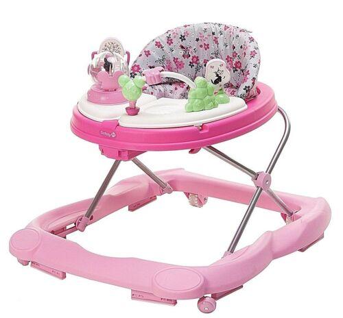 2-Day SH, No Tax Minnie Mouse Walker Baby Disney Music Lights Garden Delight