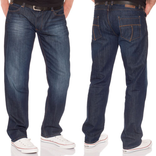 M.O.D Hommes Jeans Oskar Nalani Blue