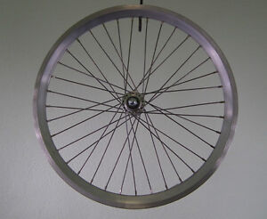 20-Zoll-Laufrad-Vorderrad-Dynamic-NEU-Hohlkammerfelge-silber