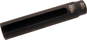 BGS Lambdasonden Einsatz 22 mm Schlüssel Lambdasonde Werkzeug Steckschlüssel Nuß