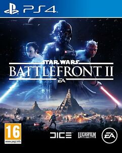 STAR-Wars-Battlefront-II-2-PS4-Sony-PlayStation-4-Gioco-Nuovo-amp-Sigillato-in-Fabbrica