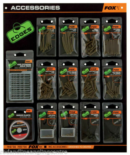 Fox Edges Terminal Tackle Clearance price!!!