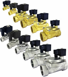 Details about DFD High Pressure Solenoid Valve DIN Wiring Terminal on