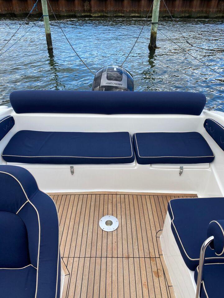 Ocean Master 620 BR, Motorbåd, årg. 2007