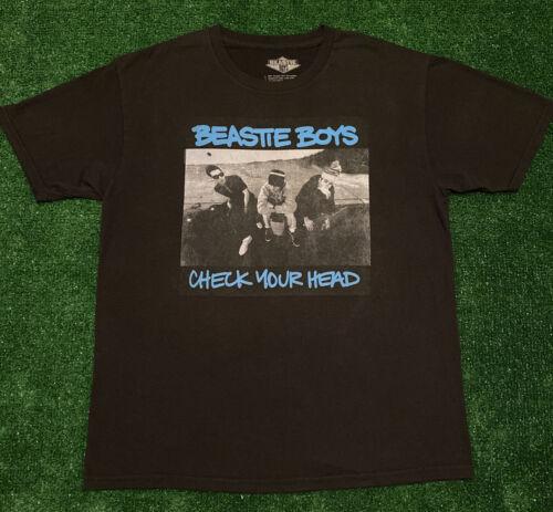 Beastie Boys Check Your Head Rap T Shirt Sz Adult