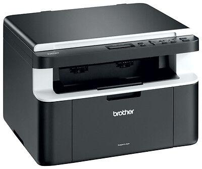 Brother DCP-1512 mono Laser-Multifunktionsdrucker A4 3in1 DCP1512G1 Laserdrucker