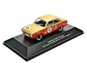 ATLAS-Editions-1-43-rif-NO-HR01-FORD-ESCORT-MK1-BTCC-Frank-Gardner-1968