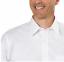 Kirkland-Signature-Men-039-s-Tailored-Fit-Dress-Shirt-White-Size-16-38-39 thumbnail 2
