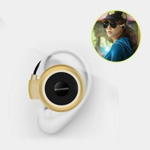 Neckband Wireless Bluetooth Over-Ear Headphones Mic Handsfree Earphone UK