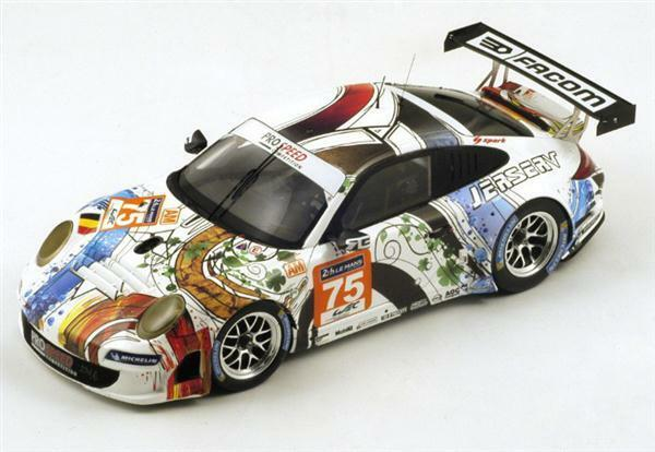 Spark Model Porsche 911 gt3 RSR (997) Prospeed 1 18 18s150
