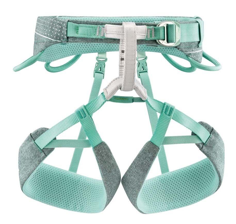 Petzl Selena Womens Climbing Harness - Green