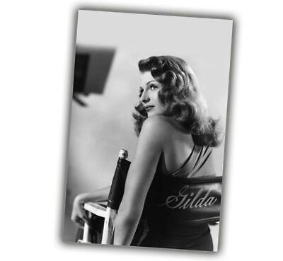 8093 WW2 WWII Photo Hollywood Actress Rita Hayworth 1939 Starlet World War Two