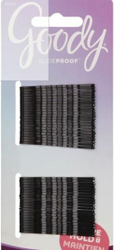 Bobby Pins Hair Slides Clips Noir Femmes Filles Grip Bun Kirby Pack de 210 Large
