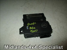 Gateway ECU Module 8T0907468AD. 2011 Audi A4 B8 S Line