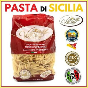 PASTA-CASERECCE-RIGATE-SEMOLA-DI-GRANO-DURO-100-SICILIANO-500g-VALLOLMO-SICILIA