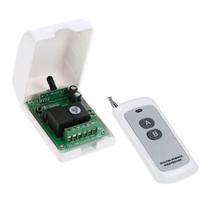 Wireless-Remote-Control-Relay-Switch-12v-2-Channel-Relay-Receiver-Controller