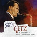 Quintets: The Clef & Norgran Studio Albums by Stan Getz (Sax) (CD, Feb-2011, 3 Discs, Hip-O Select)