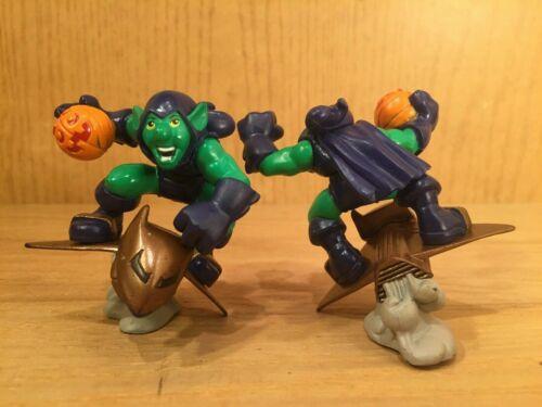 MARVEL SUPER HERO SQUAD Figure CHOOSE 2 low ship CAKE TOPPER playskool heroes
