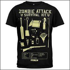 Shaun of the Dead - Zombie Attack Survival Kit, T-Shirt, Größe: XXL/2XL *K*U*L*T