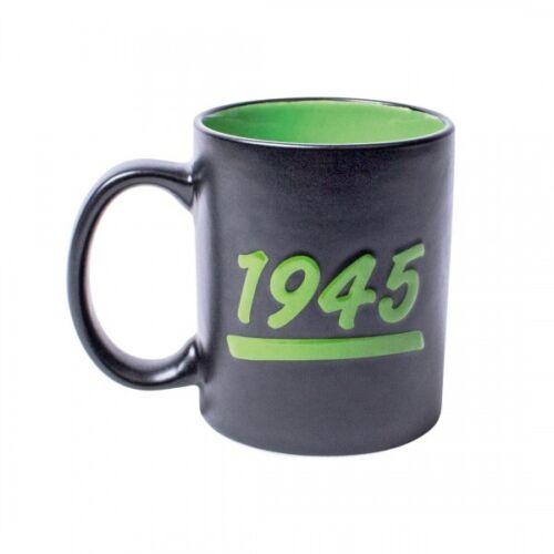 """Tasse//Becher  /"""" 1945 /""""  VFL Wolfsburg Fussball Fanartikel"""