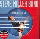 Living in The USA 0090431104620 by Miller CD