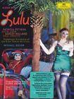 Lulu Gran Teatre Del Liceu Boder 0044007346372 DVD Region 1