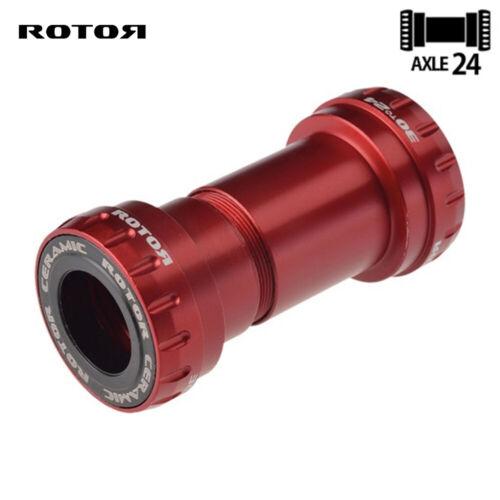 Road Bottom Bracket BB42-68//73-24 Rotor PF4224 BB30 to 24 Ceramic